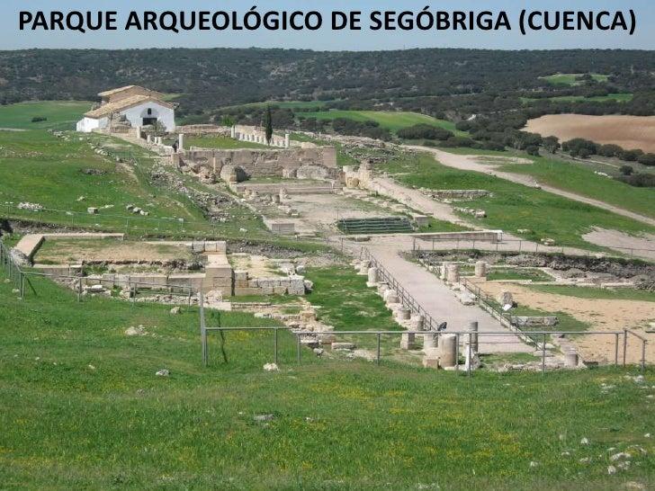 PARQUE ARQUEOLÓGICO DE SEGÓBRIGA (CUENCA)<br />