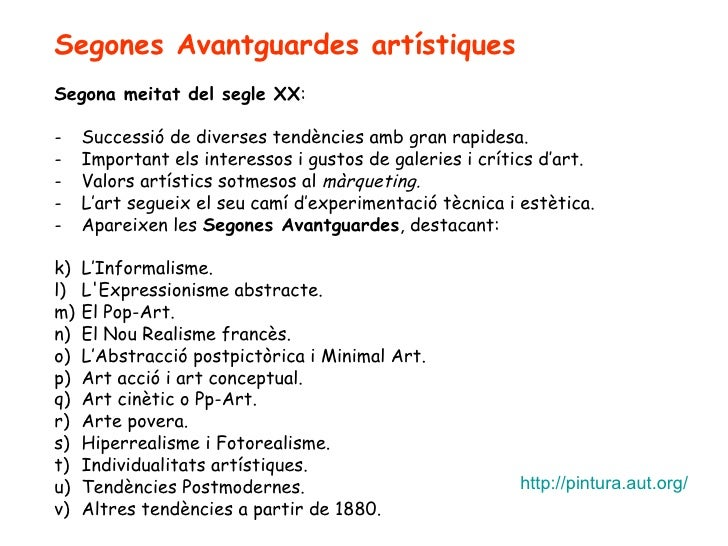 Segones avantguardes pintura i escultura for Minimal art slideshare