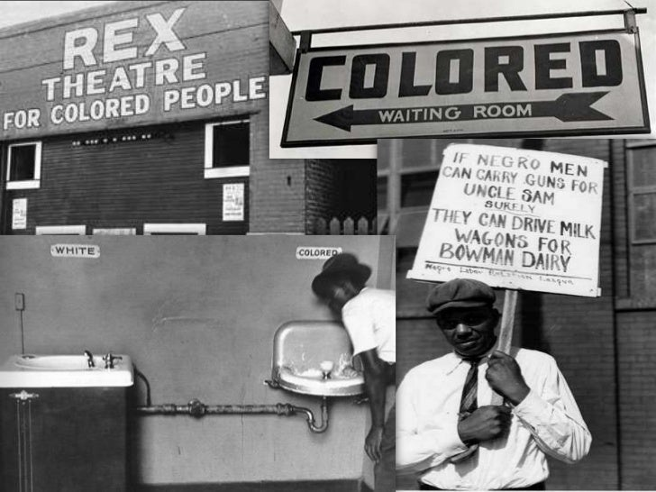 a comparison of racism in the early 1900s and today The early 1900s was a time of war and financial turmoil for america there may have been peace before world war one but there was little comfort of peace for many black folk.