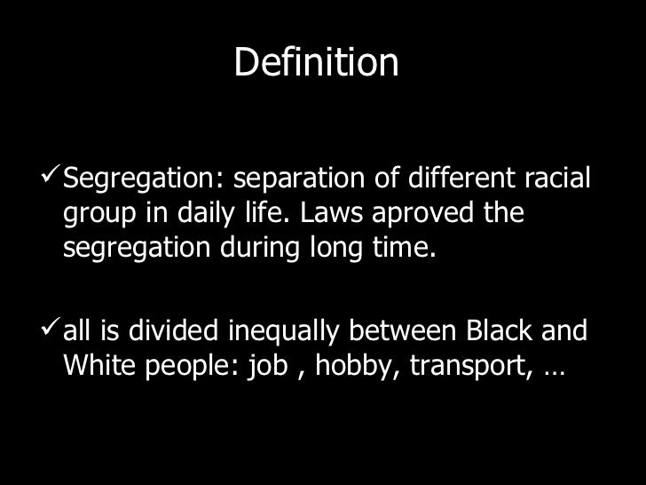 the definition and existance of race and racism The definition of race all depends on where and when the word is being used  from the times of slavery, where blacks were thought to be inferior to whites throughout history, the ideology of race and racism has evolved and developed several different meanings  more about the existance of racism essay racism and prejudice 1540 words.