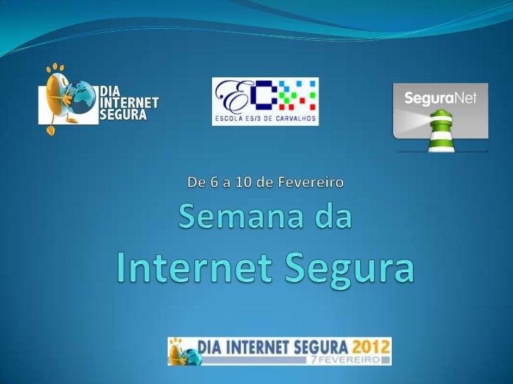 Vídeos oficiaisDescobrir o mundo digital em        Dia da Internet segura –conjunto…com segurança              vídeo genér...