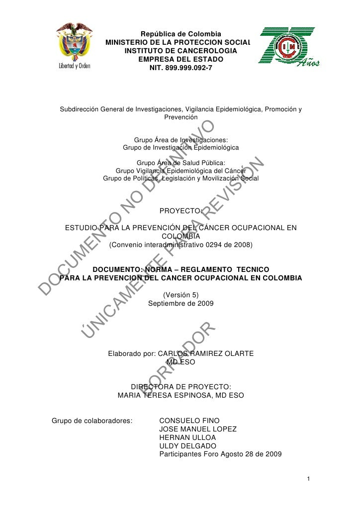 Segundo Documento Con Ajustes Opiniones Primer Foro Reglamento
