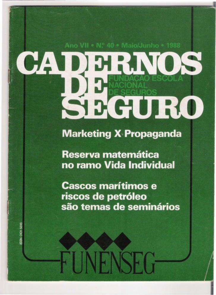 Tt             A gerência de riscos aplicada                  a riscos industriais      Antonio Fernando                  ...