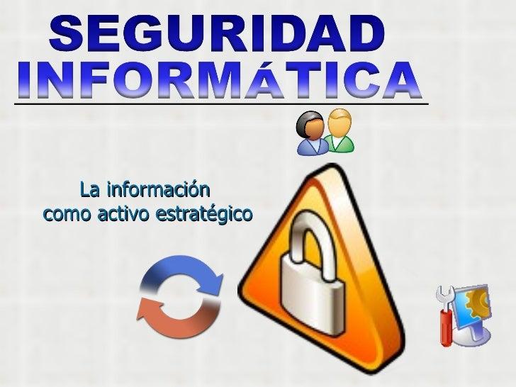 Tips Seguridad Informatica Seguridad Informatica la