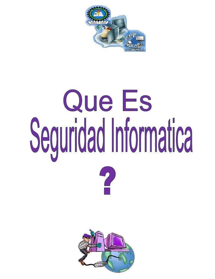 INTRODUCCION<br />Garantizar que los recursos informáticos de una compañía estén disponibles para cumplir sus propósitos, ...