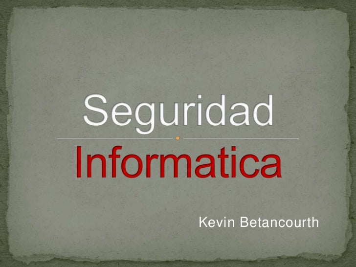 Kevin Betancourth