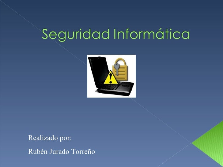 Realizado por: Rubén Jurado Torreño