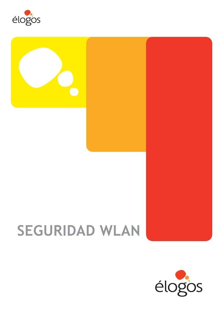 SEGURIDAD WLAN