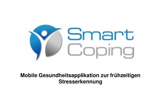 Mobile Gesundheitsapplikation zur frühzeitigen             Stresserkennung