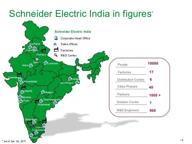 Sei profile v9 1220 - Schneider electric india offices ...