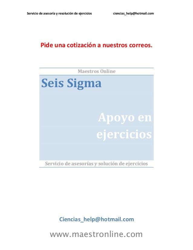 Seis sigma 9102