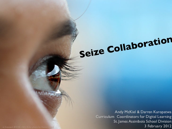 Seize Collaboration