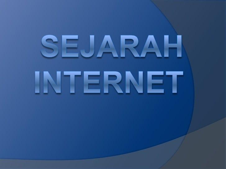 PENGERTIAN INTERNET   Internet adalah suatu jaringan komputer    yang satu dengan yang lain saling    terhubung untuk kep...