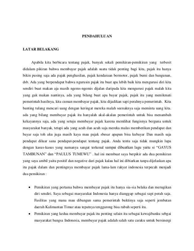 Sejarah, tujuan dan fungsi, asas serta analisis kasus pajak
