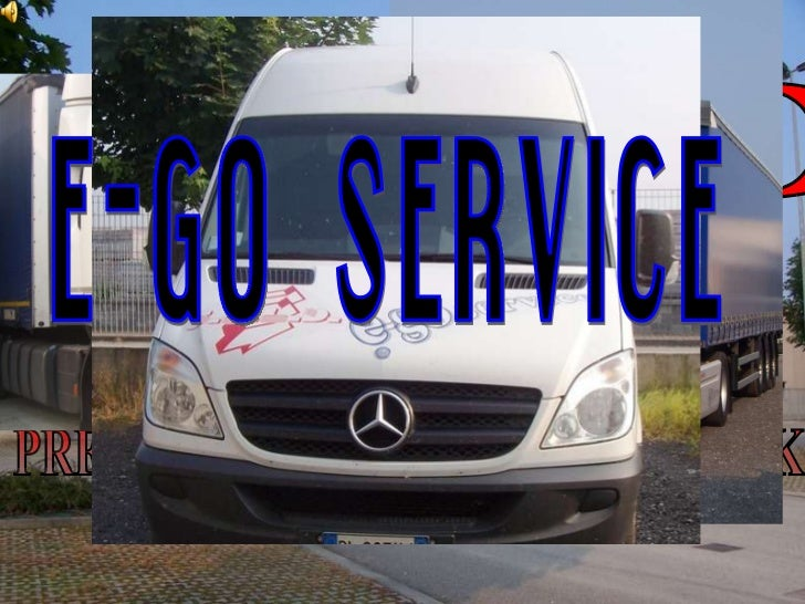 SELD  INTERNATIONAL TRANSPORT PRESENTATION VEHICULAR PARK e-go service