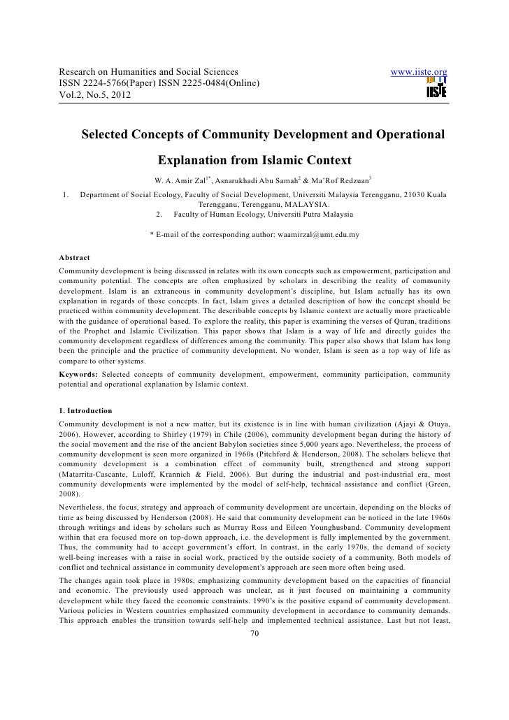 Research on Humanities and Social Sciences                                                          www.iiste.orgISSN 2224...