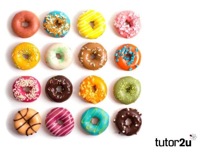 Selection of Teaching Activities (Tutor2u)