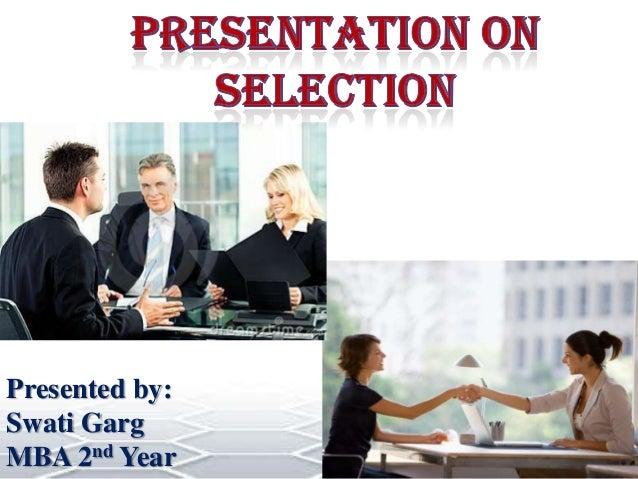 Presented by: Swati Garg MBA 2nd Year