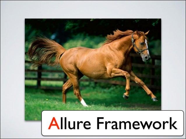 Allure Framework