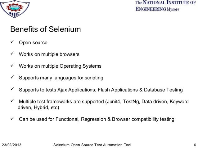 Uses Of Selenium Image Gallery selenium...