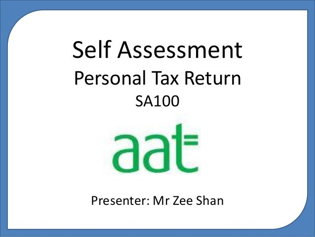 Tax Return Workshop in Leicester