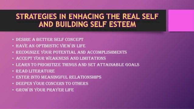 High Self Esteem Low Self-esteem 10 High