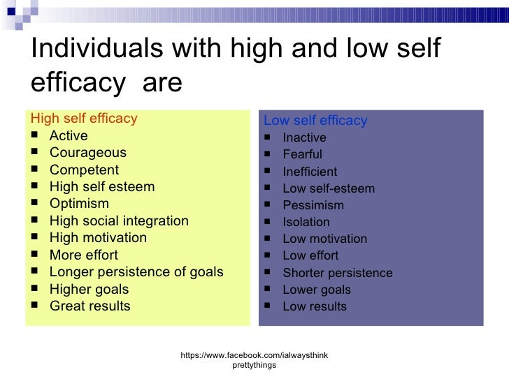high self esteem results to high job Although it is our contention that self-esteem is lowered among high and job success the results social comparison predicted self-esteem.