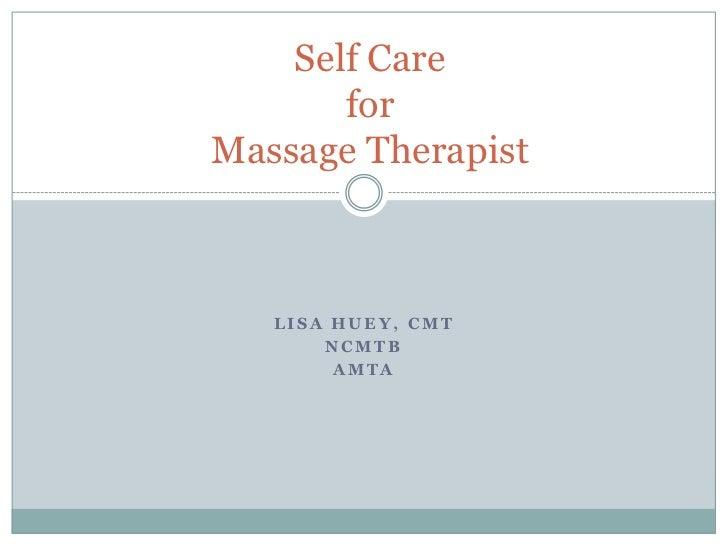 Self Care2011