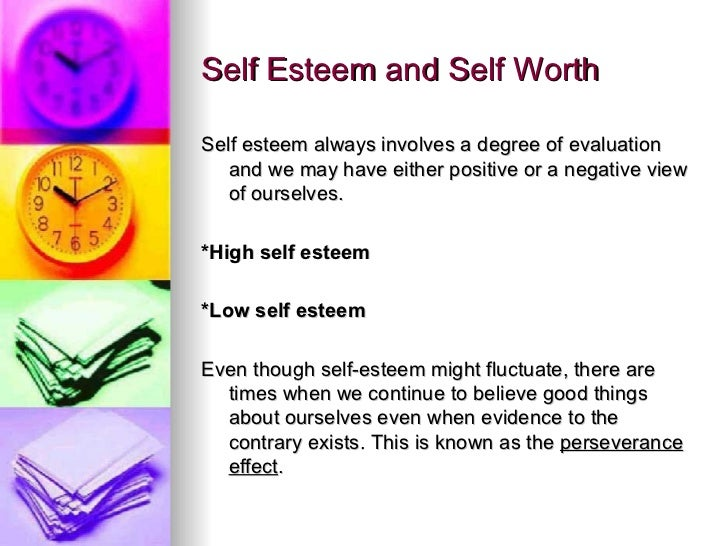 high self esteem a negative impact on Individuals with low self-esteem or fragile high self-esteem were more verbally high self-esteem is not always we welcome both positive and negative.