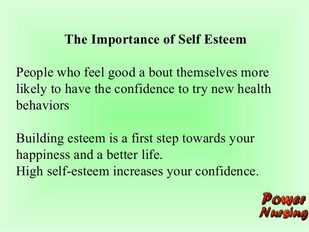 the link between identity self image and self esteem essay