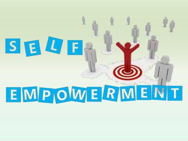 Self empowerment ©RIL