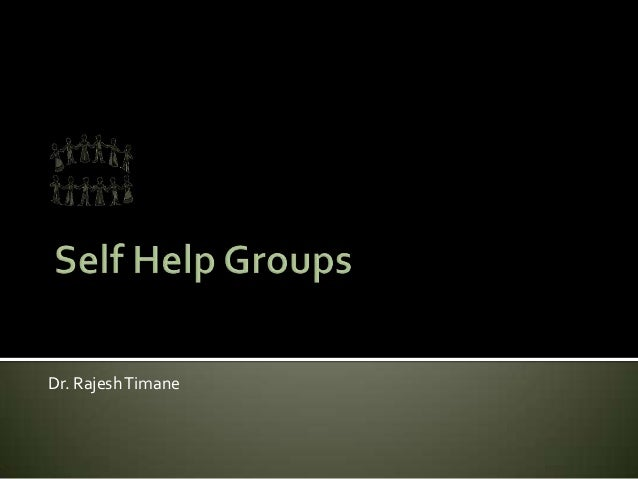 Self help groups