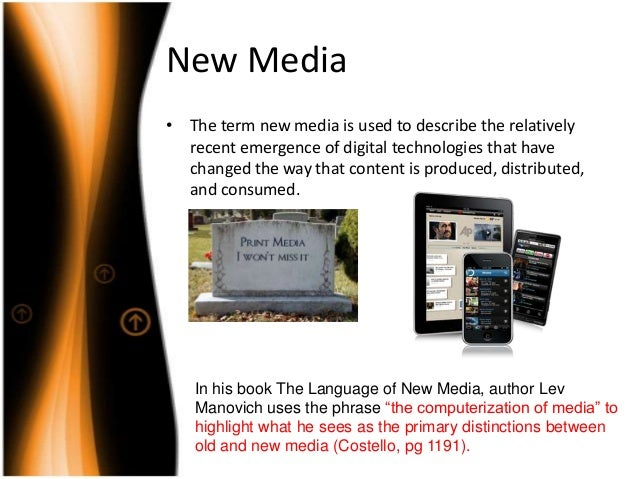 new media vs traditional media essay Digital marketing vs traditional  effort to process than digital media (515 vs 6  to business portal is not new but the evolution of technology has.