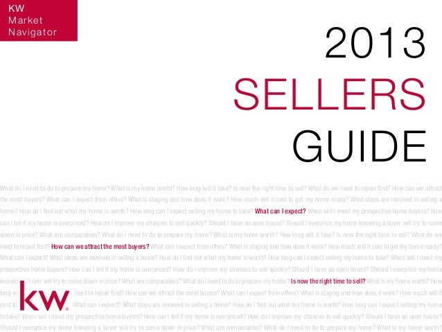 Sellers guide 2013_marketnavigator
