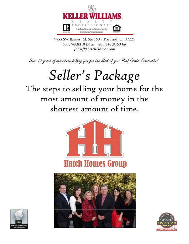 Over 19 years of experience helping you get the Most of your Real Estate Transaction!9755 SW Barnes Rd. Ste 560 | Portland...