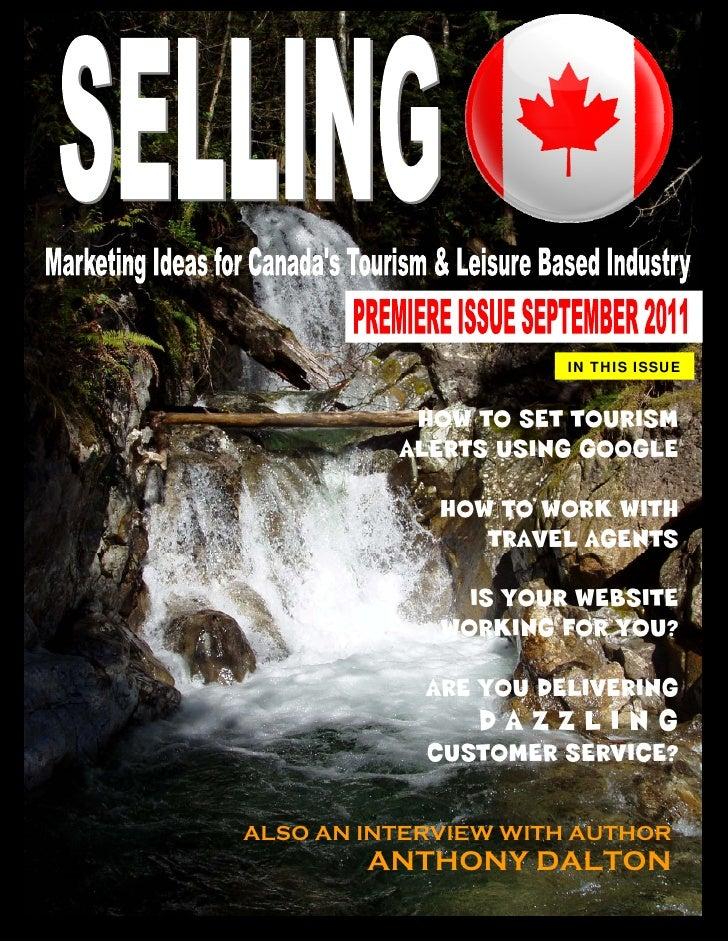 Selling canada