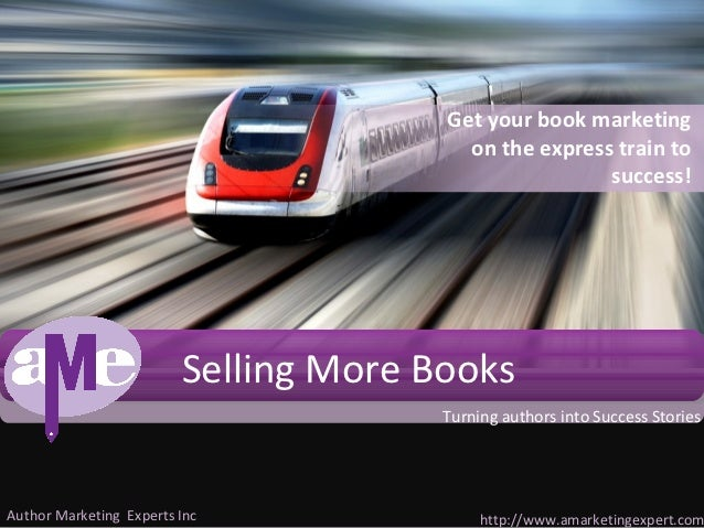 Selling more books