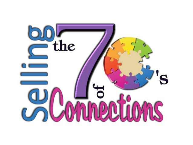 Selling the 7 C's of Connections