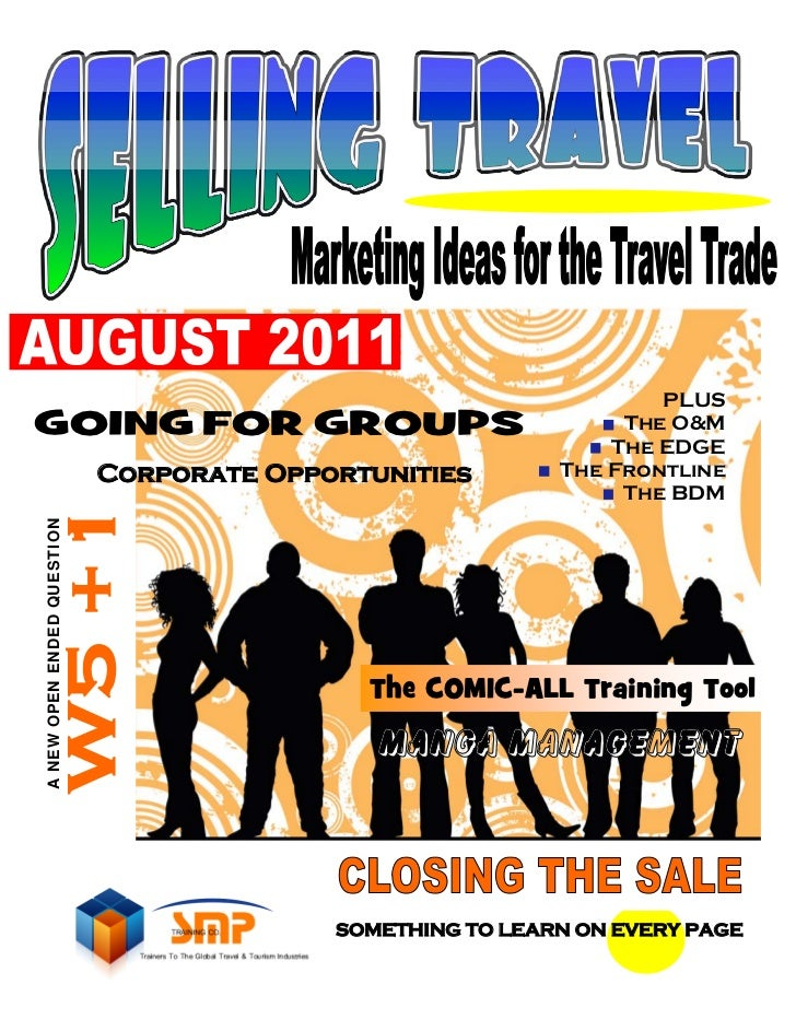 Selling Travel August 2011