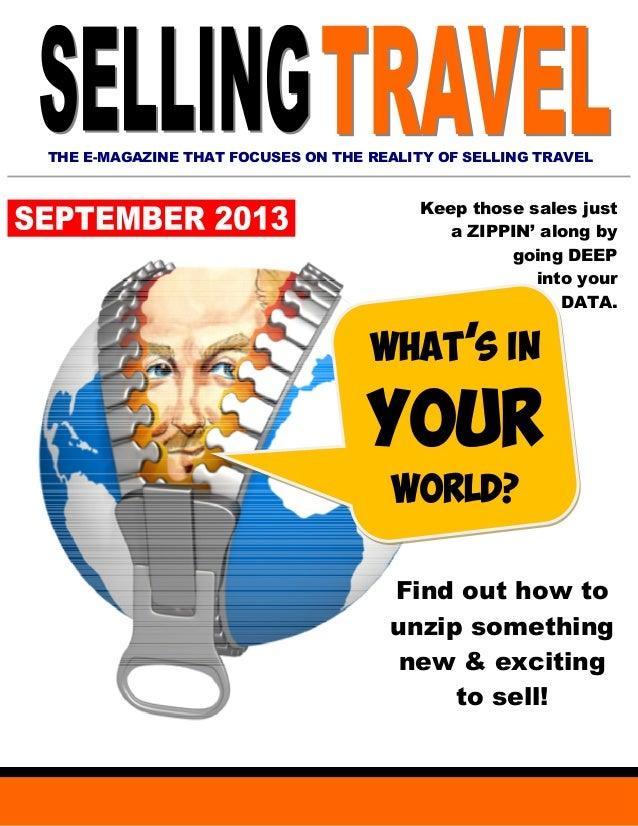 Selling Travel September 2013