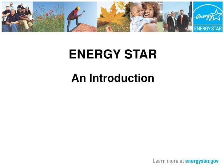 Selling With Energy Star