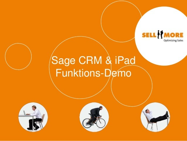 Sage CRM & iPad Funktions-Demo