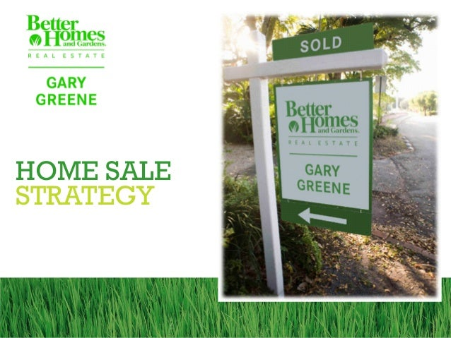 HOME SALESTRATEGY