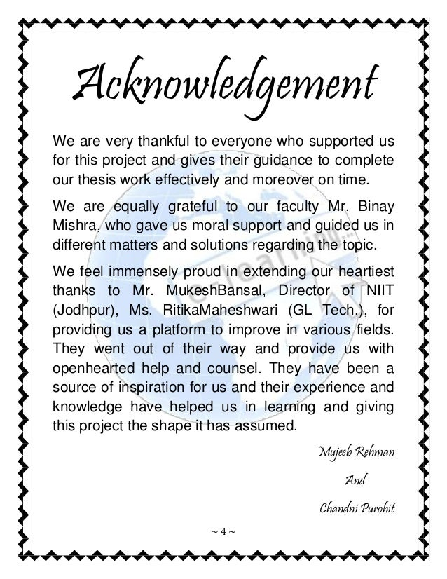 "d thesis acknowledgements And who needs to be included for the ""politics"" of your university, leave that up to us our team of writers here at thesishelperscom have extensive experience with creating pages for thesis acknowledgement for students in a wide variety of fields and subjects when you really wish that your phd would just write itself."