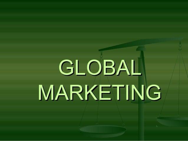 Sem ii-t-7-global marketing-n