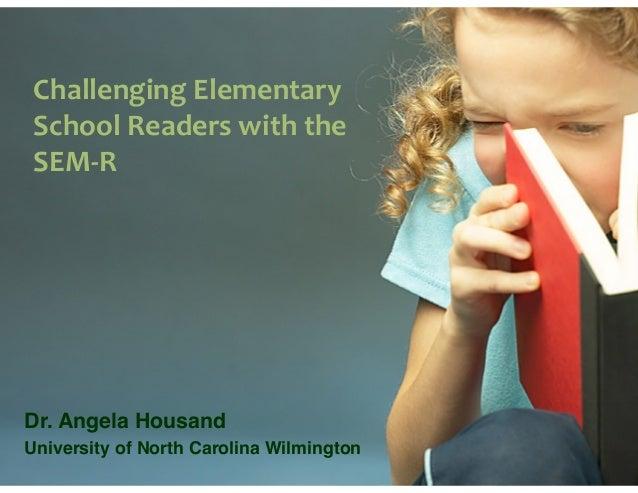 SEM-R for Milwaukee Public Schools