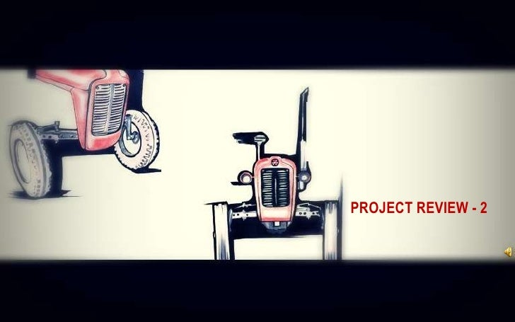 PROJECT REVIEW - 2