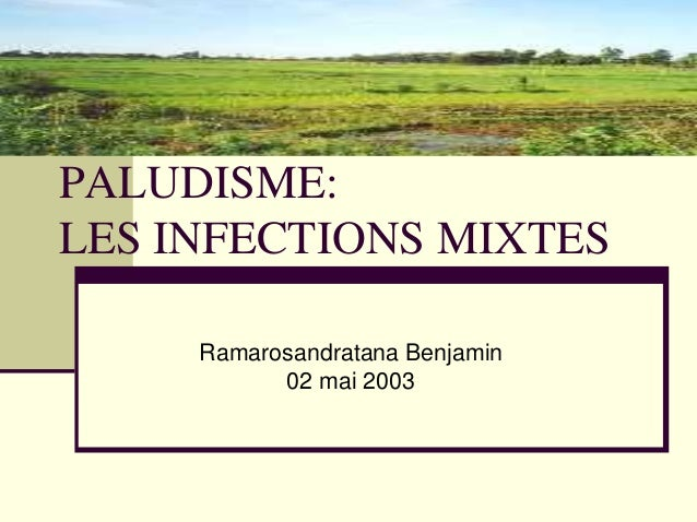 Les infections mixtes