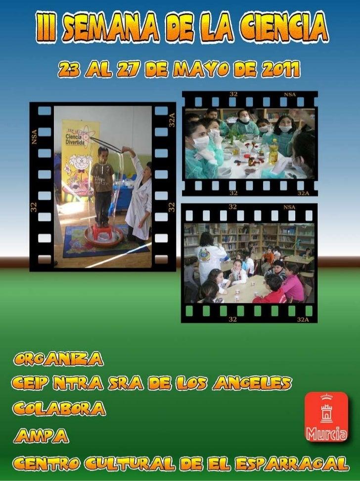 Semana ciencia-2011