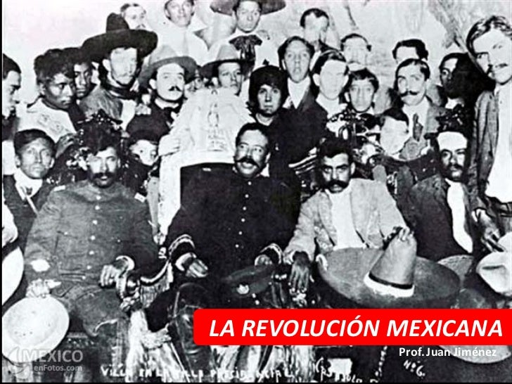 Revolucion Mexicana Mural la Revolución Mexicana Prof